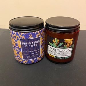 Bath and Body Works single-wick candles